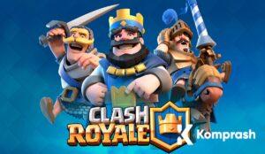 Cómo comprar una cuenta de Clash Royale