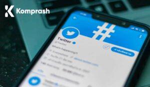 Cómo comprar cuentas de Twitter
