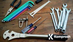 Cómo comprar herramientas para bicicleta