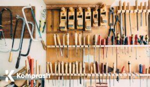 Cómo comprar herramientas de carpintería