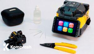 Cómo comprar herramientas para fibra óptica