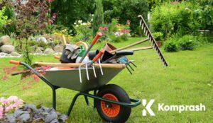 Cómo comprar herramientas de jardinería