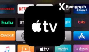 Cómo comprar programas en Apple TV