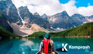 Cómo comprar un viaje a Canadá