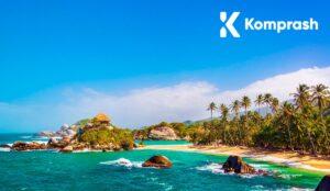 Cómo comprar un viaje a Colombia
