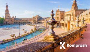 Cómo comprar un viaje a España