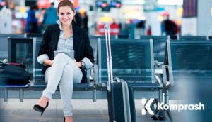 Cómo comprar vuelos con escalas largas