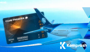 Cómo comprar vuelos con puntos Premier